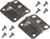 Coleman Cooler Stainless Steel Hinges & Screws - #6155-5741