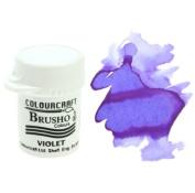 Brusho Crystal Colour 15G-Violet
