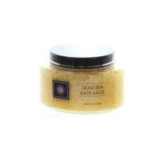 Swisa Beauty Bath Salt, Yellow, 8-Fluid Ounce by Swisa Beauty