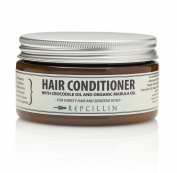 Repcillin Hair Conditioner With Crocodile Oil And Organic Marula Oil For Thirsty Hair And Sensitive Scalp