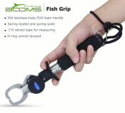 Booms Fishing G1 Fish Gripper Grip and Hold Fish with Tight Grip 3 Sizes Available