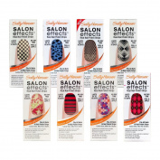 Lot Of Sally Hansen Salon Effects Set 8- Piece Collection
