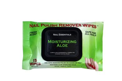 NailEssentials Nail Polish Remover Wipes