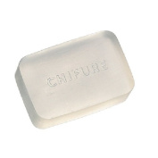 Chifure Face Wash Soap 80ml Unscented, Uncolored