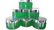 CO Certified Organic Green Tea & Cucumber Facial Mask Sensitive Skin 150ml