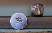 Brand New Supply Guy 6mm Dandelion Flower Metal Punch Design Stamp CH-84
