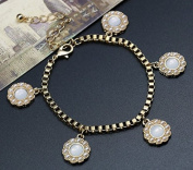 mywaxberry dress accessory tiara chain ring diamonds natural artificial pearls flowers gemstones bracelet