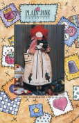 Plain Jane Creations Pattern 144 The Warmth of Christmas Doll
