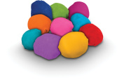 Colour balls (Refillable Powder Ball) - 10 C-balls