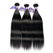 Favour Beauty Store Grade 6A Brazilian Virgin Hair weave Silky Straight 14 16 18 Unprocessed Human Hair Extensions Natural Colour Hair Weave 3 Boundles