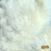 Plush Faux Fur - Cut Yardage - Shaggy Shag by the Yard - Acrylic and Polyester Fur Accents Fur and Fabric Brand