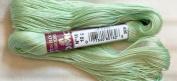 FLOCHE-DMC COTON FLOCHE A BRODER-colour 369-LT GREEN