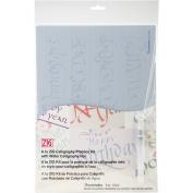 Zig Calligraphy Practise Kit-