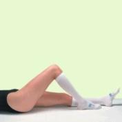Kendall Ted Knee Length Anti Embolism Stockings Large Regular Length - 1 Pair - Model 7203