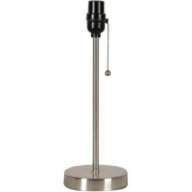 Metal Pole Stick Lamp Base with Pull Chain