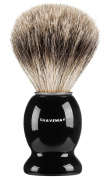 Shaveway 100% Pure Badger Shaving Brush-Engineered to deliver the Best Shave of Your Life!!! No Matter what method you use, Safety Razor, Double Edge Razor, Staight Razor or Shaving Razor,. ...