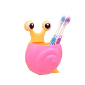 Oksale® Cartoon Tortoise Wall Suction Hook Bathroom Organiser Cup ,Toothbrush and Toothpaste Holder Mount Set with Sucker