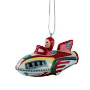 Royal Doulton Nostalgic Christmas Rocket Ornament