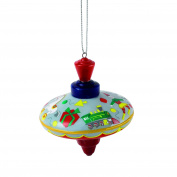 Royal Doulton Nostalgic Christmas Spinning Top Ornament