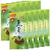 Japanese Tea Shop Yamaneen Japanese Tea Decocted Yabukita-Tea 5G X 20Pack x 10pack
