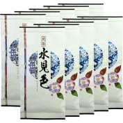 Japanese Tea Shop Yamaneen Japanese Tea Decocted Tea-Leaf Mizumiiro 100G x 10pack