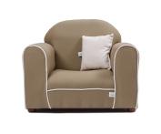 Keet Premium Organic Children's Chair, Khaki