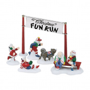Department 56 North Pole Series : Christmas Fun Run 56.56434