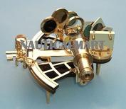15cm Brass Astrolabe Sextant By Nauticalmart