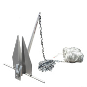 Reel Draggin' Tackle - Fortress FX-11 Complete Anchoring System
