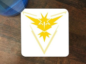 Detailed Fan Made Instinct Art Silicone Drink Beverage Coaster 4 Pack by MWCustoms
