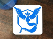 Detailed Fan Made Mystic Art Silicone Drink Beverage Coaster 4 Pack by MWCustoms