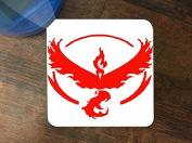 Detailed Fan Made Valour Art Silicone Drink Beverage Coaster 4 Pack by MWCustoms