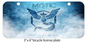 Detailed Fan Art Mystic GoT Art Mini 7.6cm x 15cm Aluminium Licence Plate