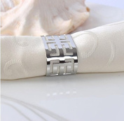 GAW Fashion Napkin Rings for Dinners, Parties and Wedding , B