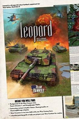 Team Yankee: Leopard - West Germans in World War III