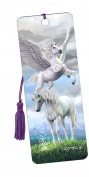 Pegasus & Unicorn Bookmark with Tassel - 3d - Bookmark - Cheatwell