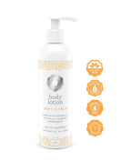 Baja Baby Hair Conditioner Cream - Light Citrus Scent - 240ml - FREE of Sulphates, Parabens and Phosphates - Organic, Natural Ingredient's - Promotes Shiny, Soft, Smooth Hair - No More Tangles!
