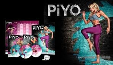 PiYo Base Kit - DVD Workout with Exercise Videos + Fitness Tools and Nutrition Guide