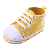 YOUJIA Unisex Baby Sneaker Walking Shoe Non-Slip First Walkers Shoes Prewalker Sneakers