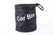 Eximtrade Universal Car Foldabe Storage Bag Holder Organiser Rubbish Bin Trash Garbage Accessories