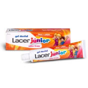 LACER Junior Gel Dentrífico Sabor Fresa 75ML