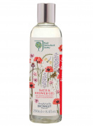 H.Bronnley & Co Royal Horticultural Society Poppy Meadow Bath and Shower Gel 250 ml