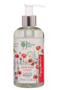 H.Bronnley & Co Royal Horticultural Society Poppy Meadow Hand Wash 250 ml