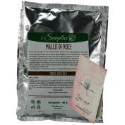 PHITOFILOS - Pure Walnut Nutshell Powder - Natural intensification of brown hair tones -