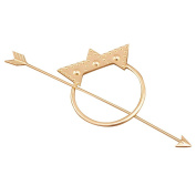 Hysagtek Vintage Antique Arrow Triangle Hair Sticks Clip Pin Claw Barrettes Accessories Beauty Tools