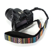 REALMAX® Camera Shoulder Strap Neck Vintage Straps For DSLR Nikon Canon Sony Panasonic Fuji Olympus Pentax