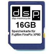 DSP Memory Z 4051557429819 16GB Memory Card for Fuji Film FinePix XP80