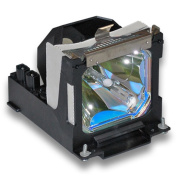 HFY marbull LV-LP11/7436A001AA Replacement Lamp w/Housing for CANON LV-7340 LV-7345 LV-7350 LV-7355 Projector