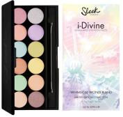 Sleek Make Up i-Divine Eyeshadow Palette All Fun Of The Fair - Whimsical Wonderland Collection