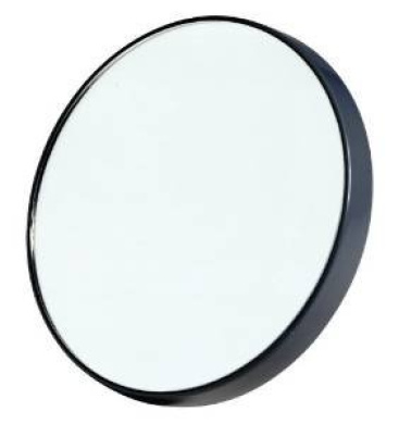 20 x MAGNIFYING MIRROR SMALL COMPACT MIRROR WITH SUCTION PADS